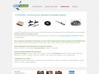 Tcdindustrie.fr : accessoire nettoyage