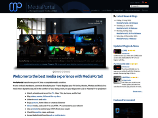 MediaPortal - Il Media Center open source, Scarica MediaPortal gratis