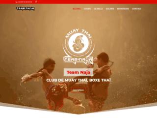 Cours Boxe Thai Nord