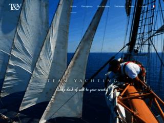 Team Yachting et la régate d'entreprise