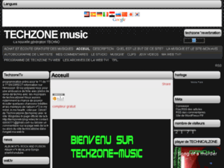 Techzone music