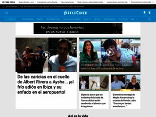 Detalles : Telecinco