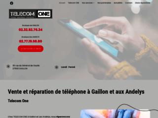 Boutique de téléphonie mobile à Gaillon
