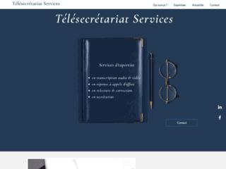Télésecrétariat Services