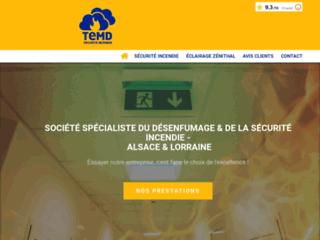 TEMD - entreprise de sécurité incendie