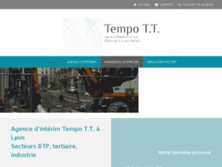 Agence d'intérim BTP Lyon
