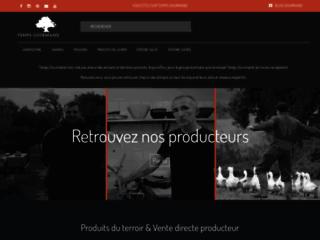 Temps Gourmand, des produits d'artisans et paysans de nos terroirs