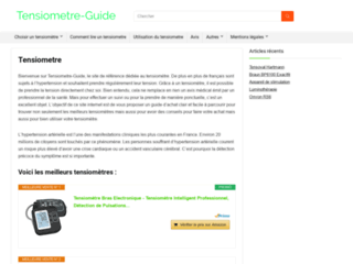Tensiometre-Guide