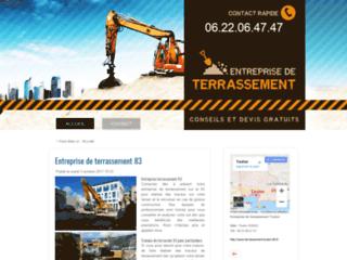 Entreprise de terrassement 83 : Votre spécialiste de construction