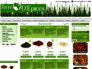 épices, herbes et aromates bio