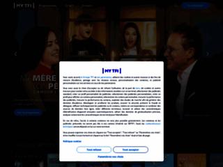 TF1 : Le site de TF1, la une