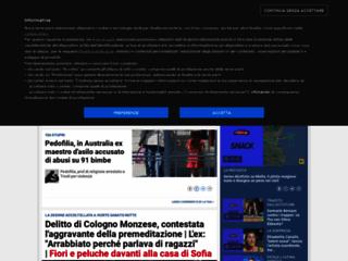 Info: Scheda e opinioni degli utenti : Tgcom notizie, foto e video in tempo reale - Homepage - Tgcom