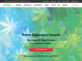 Acheter du cannabis légal en ligne
