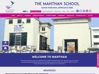 Social skills for a successful life - The Manthan School