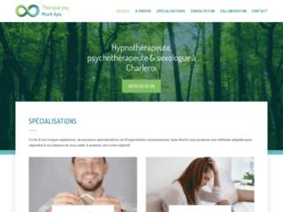 Votre psychothérapeute et sexologue à Charleroi