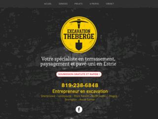 Excavation Théberge Sherbrooke