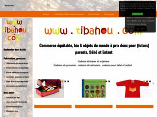 Ti-Bahou, la boutique éthique des p'tits Loulous et leurs (futures) Mamans