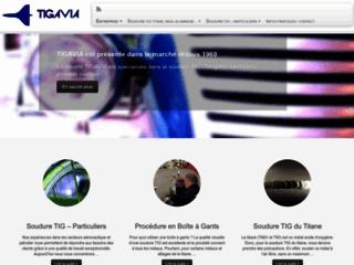 Détails : Tigavia specialiste soudure titane tout secteur