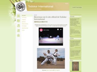 Todokai international, karaté shotokan traditionnel