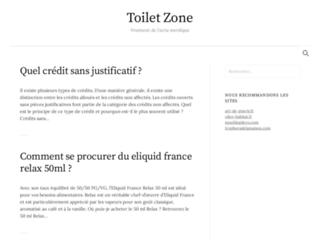 ToiletZone