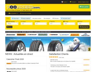 TOOPNEUS.com 1er service discount de vente de pneus sur Internet