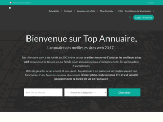 TOP ANNUAIRE