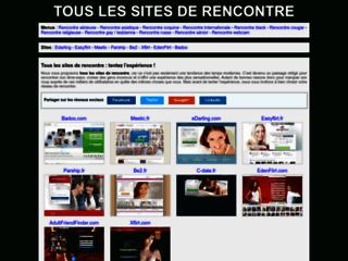 Top Rencontre - Trouvez le bon site de rencontre ici