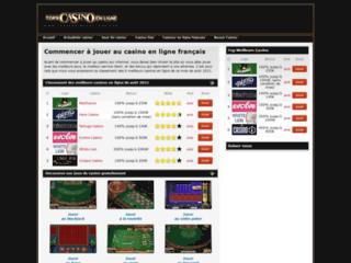 Top casino en ligne en France