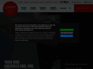 Détails : TOPSOLID SAS, développement de solutions logicielles
