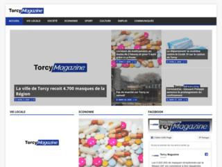 Détails : Torcy magazine : en savoir plus sur la vie pratique à Torcy