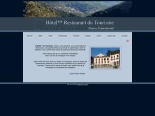 Hôtel-restaurant du tourisme à Zicavo