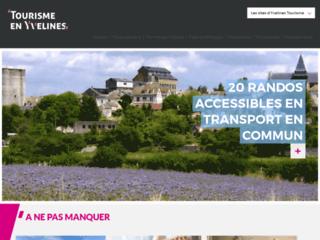 Comité départemental du tourisme des Yvelines. Week-end dans les Yvelines