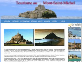 Tourisme au Mont-Saint-Michel - Accueil