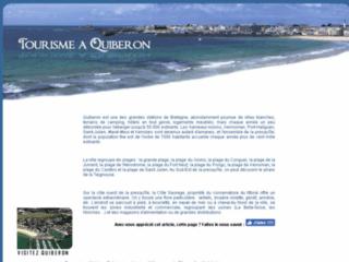 Tourisme à Quiberon - Accueil