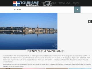 Tourisme à Saint Malo - Accueil