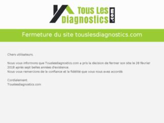 Touslesdiagnostics