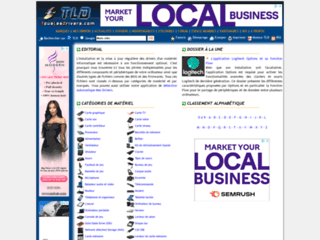 Touslesdrivers .com - Le guide des drivers, bios et firmware