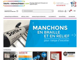 Toute La Signaletique - toutelasignaletique.com