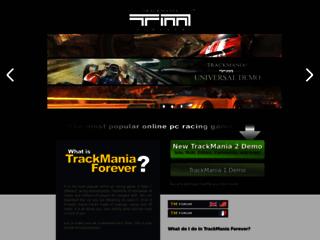 TrackMania Nations Forever - Versione Gratis di TrackMania gioco di corse (Free)