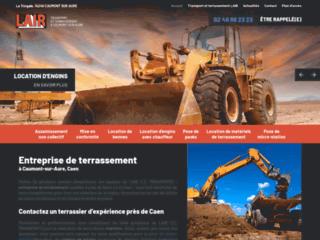 Travaux assainissement Caen