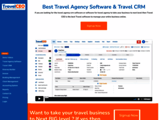 Travel CRM | Travel CRM Software | Travel agency CRM Software