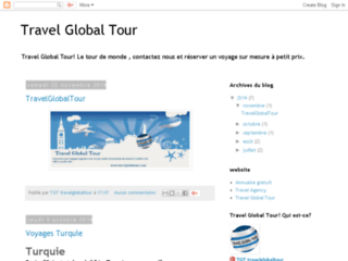 Détails : travel global tour