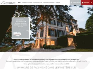 Hôtel Restaurant Villa Tri Men