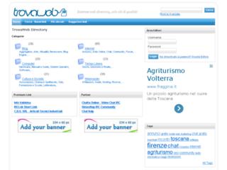TrovaWeb.com Directory - Web directory Free