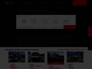 Détails : Truckplus, camion d'occasion