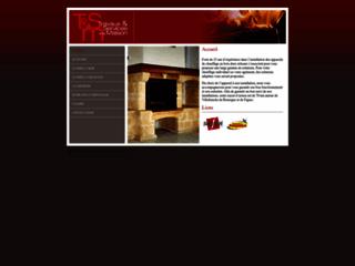 Capture du site http://www.tsm-diffusion.fr