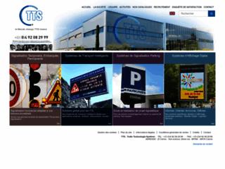 Trafic Technologie System (TTS)
