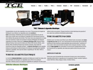 Détails : TCE : Accessoires pour fumeurs