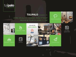 Tulipalo votre spécialiste cheminée, poêle et insert en Indre-et-Loire