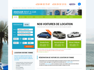 Agence de Location de voiture  Tunisie